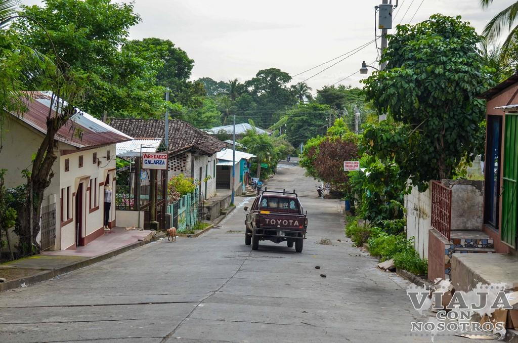 Como moverse por la Isla de Ometepe