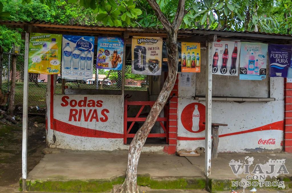 Donde alojarse en Ometepe