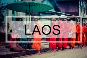 Que ver en Laos