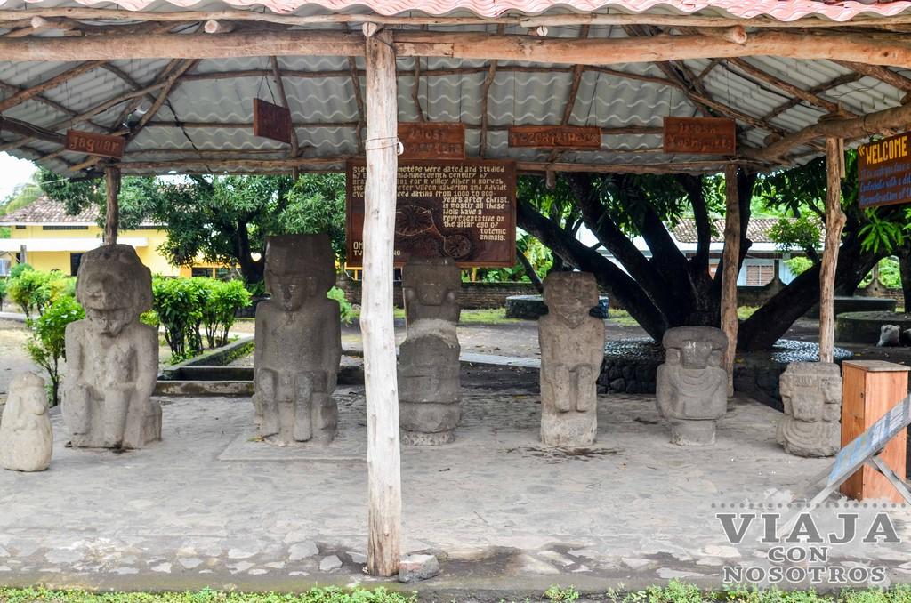 Como llegar al Ojo del Agua de la Isla de Ometepe