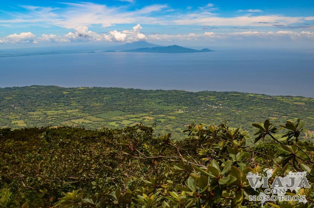 Dificultad en la ascensión al Volcán Concepción en Ometepe