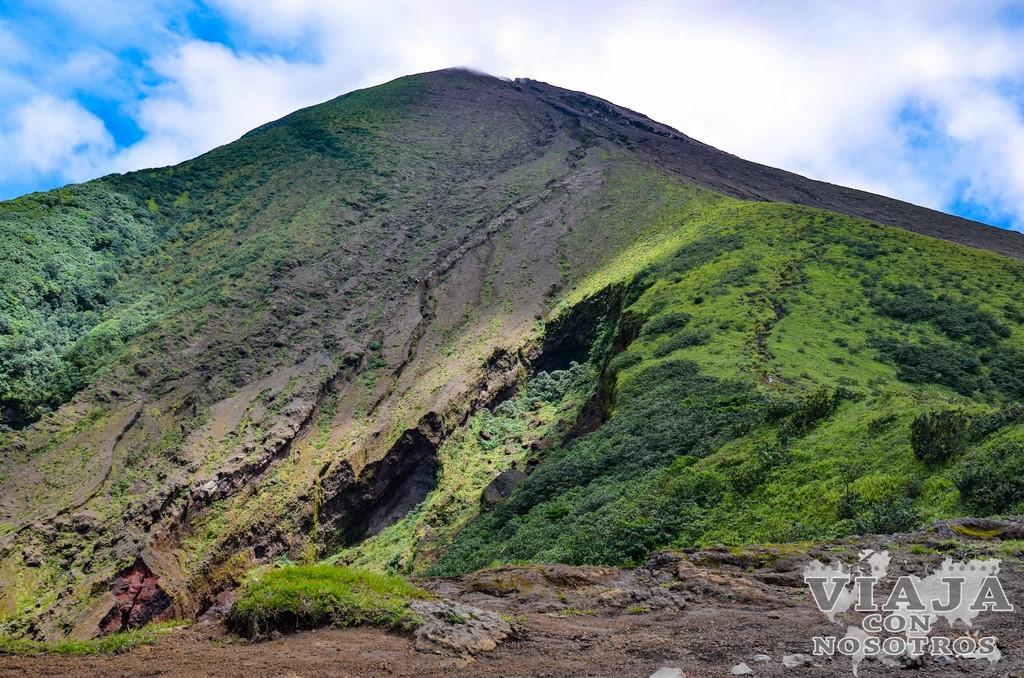 Guía para subir al Volcán Concepción en Ometepe