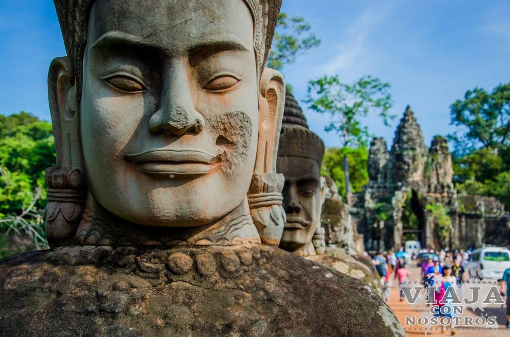 Que ver en Siem Reap en dos días