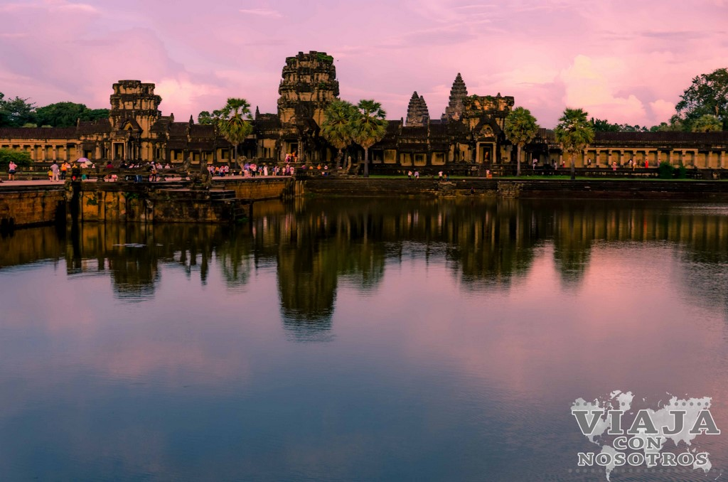 Como ver los templos de Angkor
