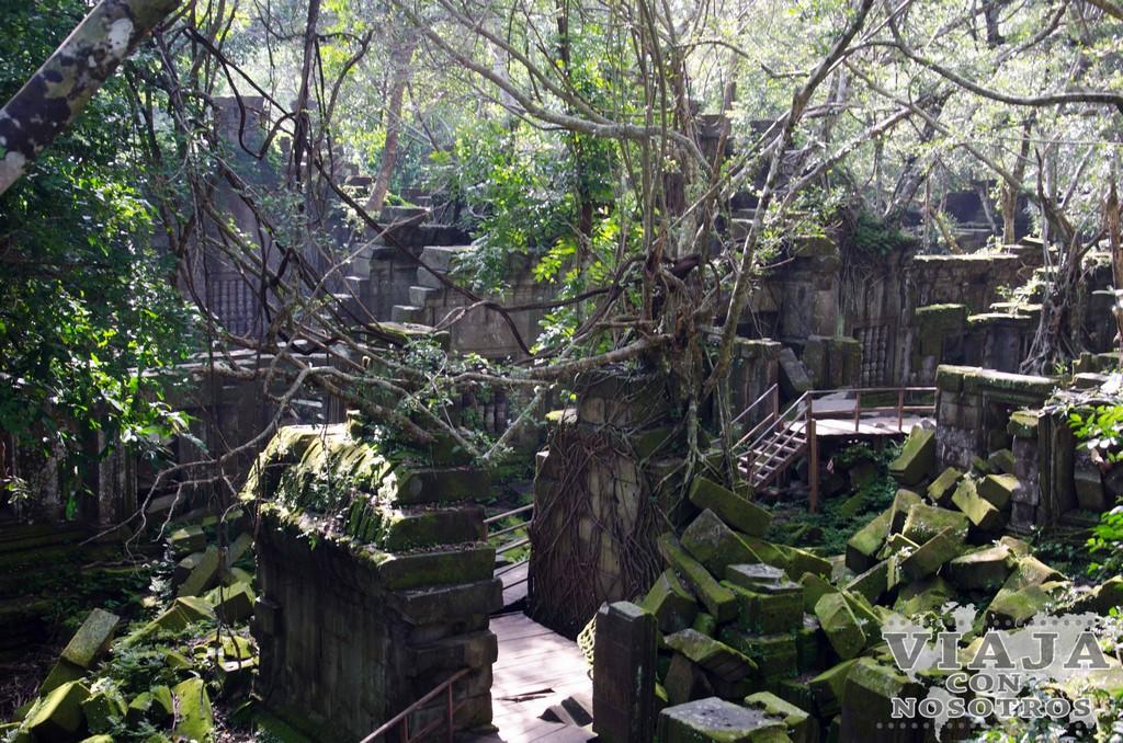 Visita estos templos de Angkor en tu 3 día