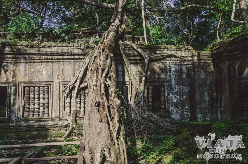 Templo de Beng Mealea de Angkor