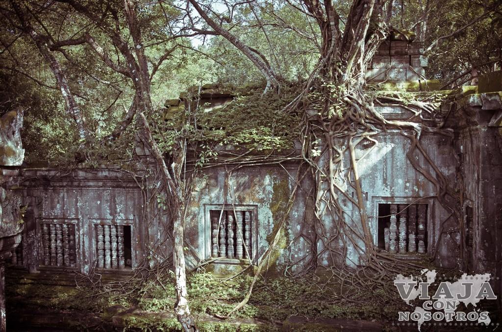 Los mejores templos de Angkor menos conocidos