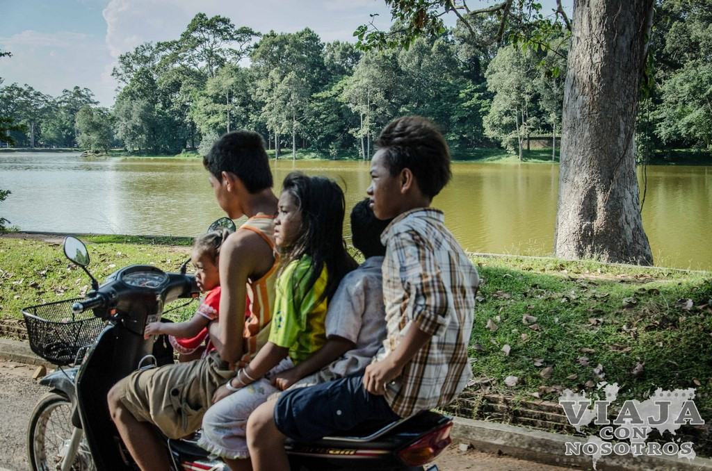 Guía de visitas Los Templos de Angkor