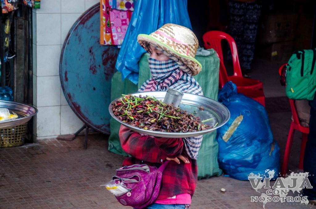 Guía de viaje de Camboya para mochileros