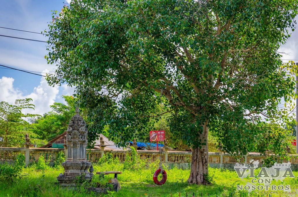 Lugares menos turísticos de Siem Reap