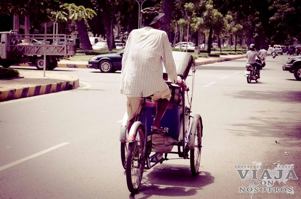 Como llegar a Camboya