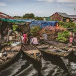 Siem Reap: Pueblo flotante Chong Kneas, Museo de la Guerra, Preah Ang Chek Preah Ang Chorm, Wat Damnak