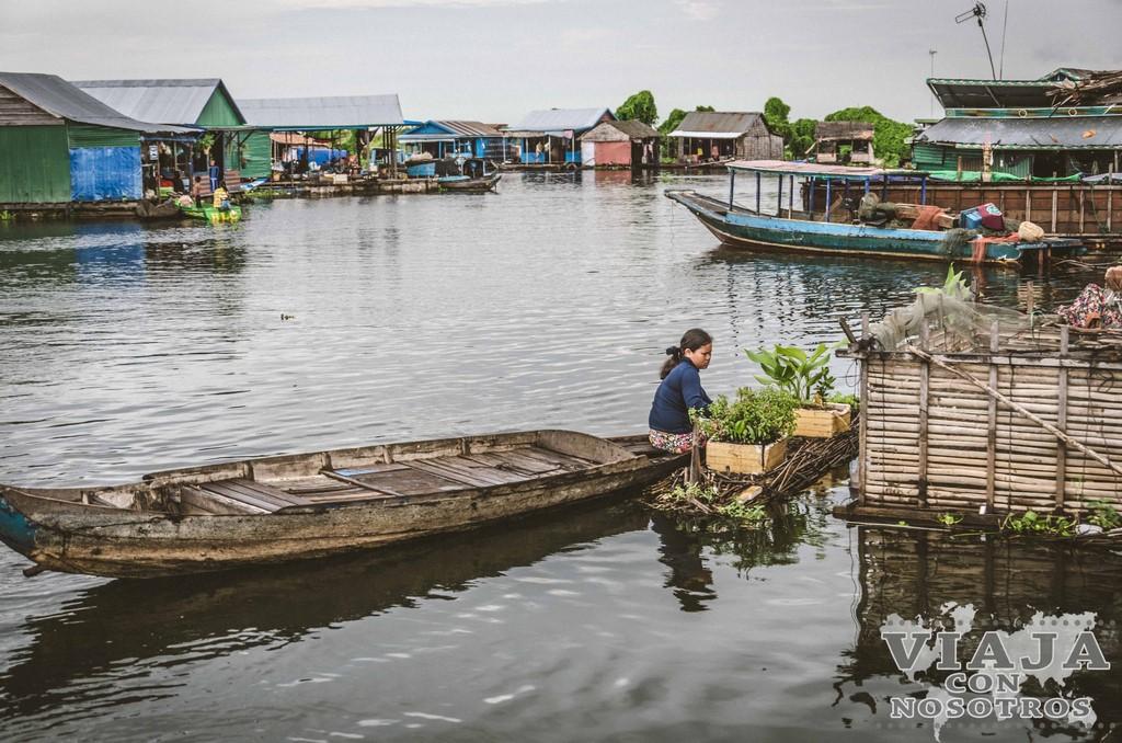Recorrido de viaje por Siem Reap