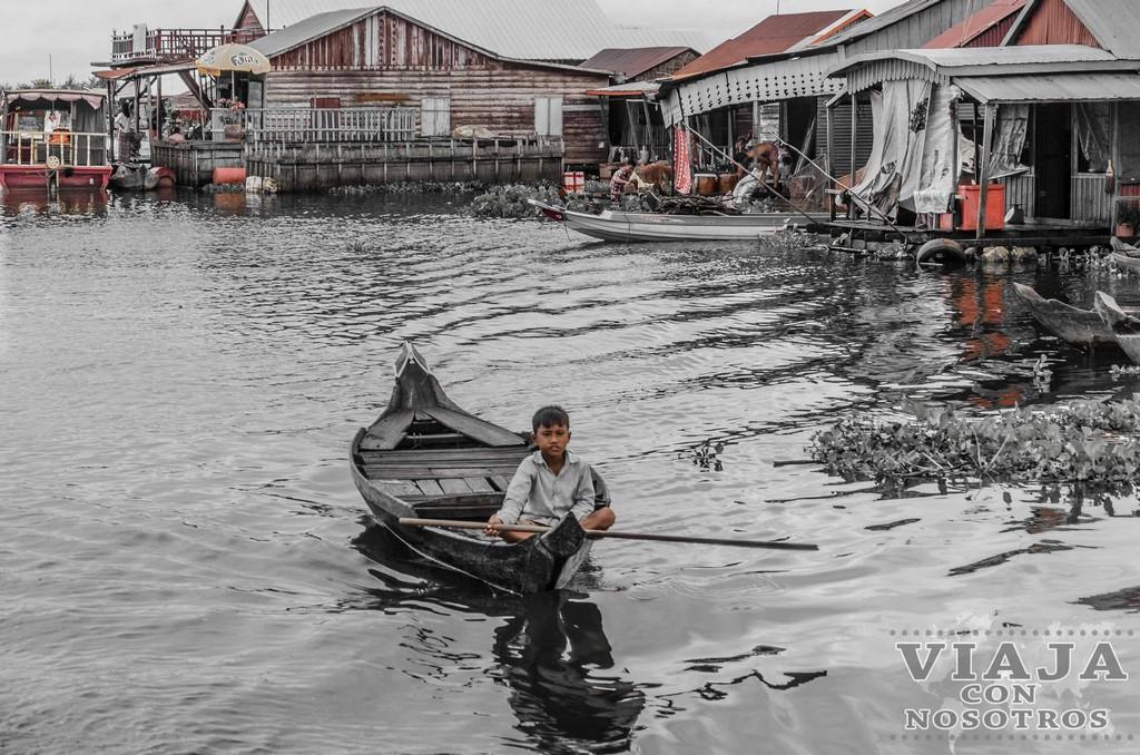 Mejores pueblos flotantes cerca de Siem Reap