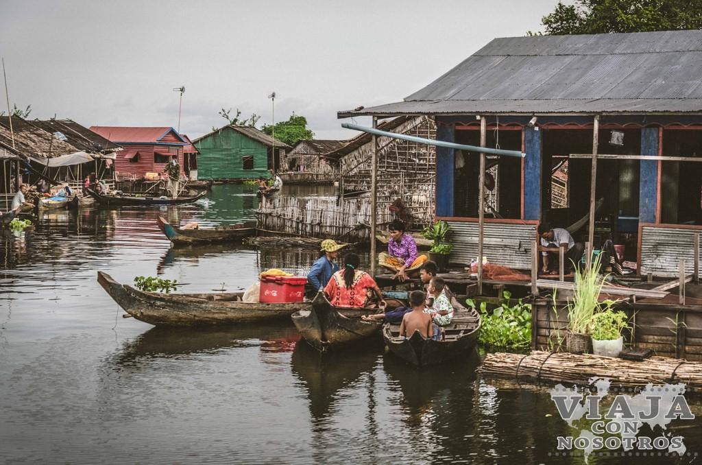 Lugares que no debes perderte alrededor de Siem Reap