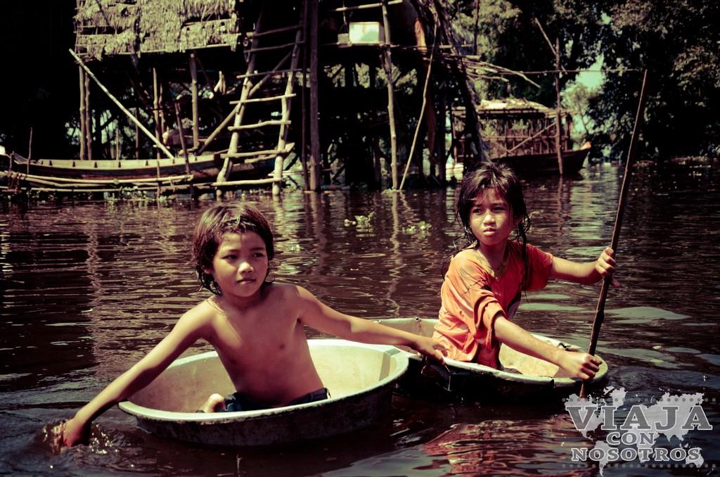 Recorrido de los alrededores de Siem Reap