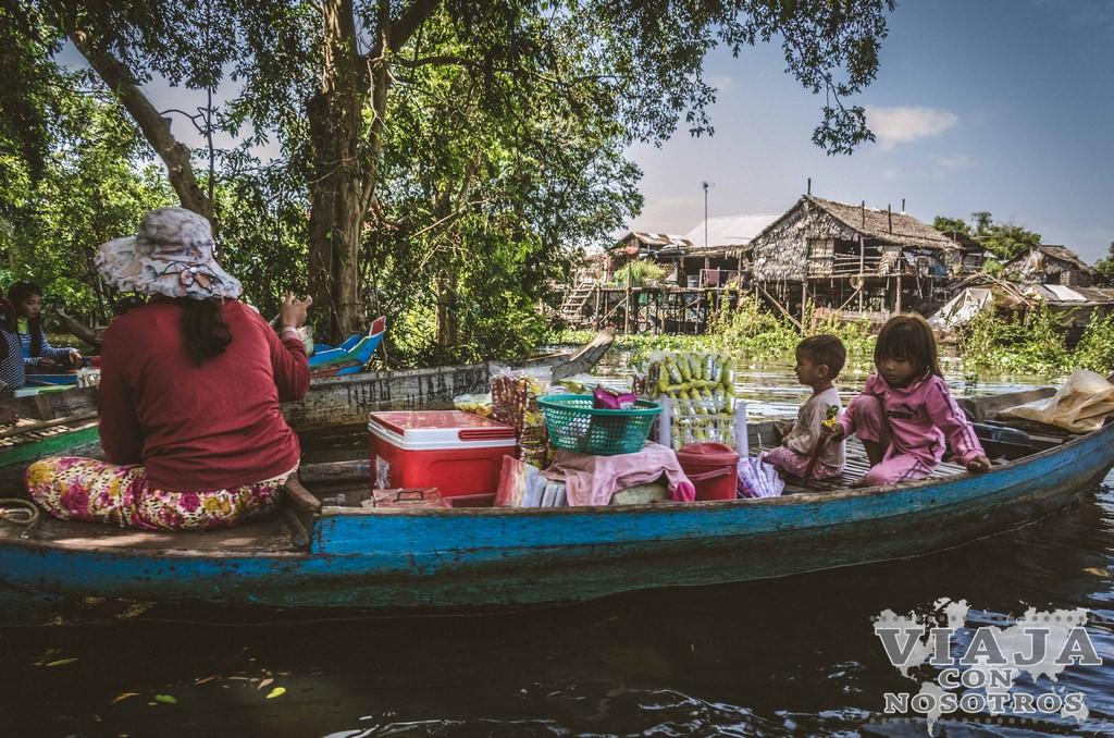 Mejores mercados que visitar desde Siem Reap
