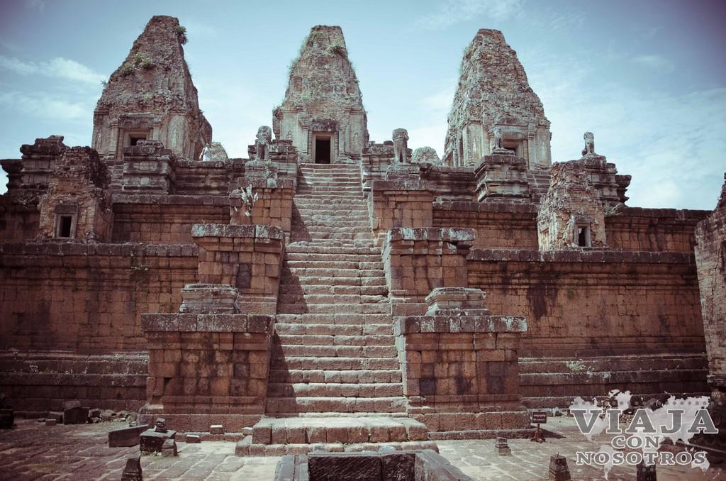 Templo Pre Rup de Angkor