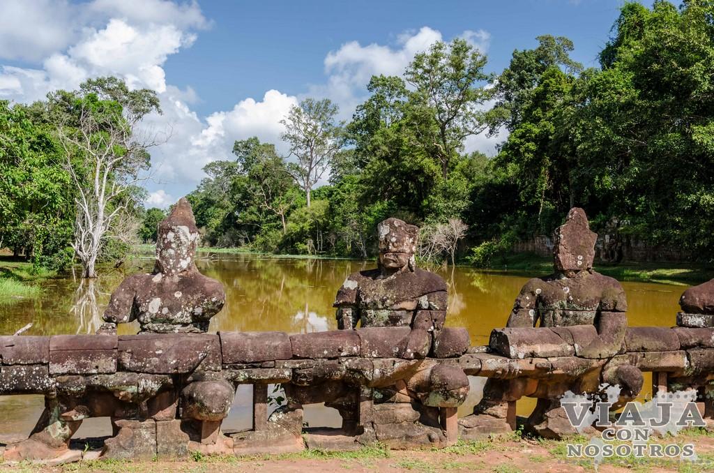 Consejos y recomendaciones para visitar los templos de Angkor