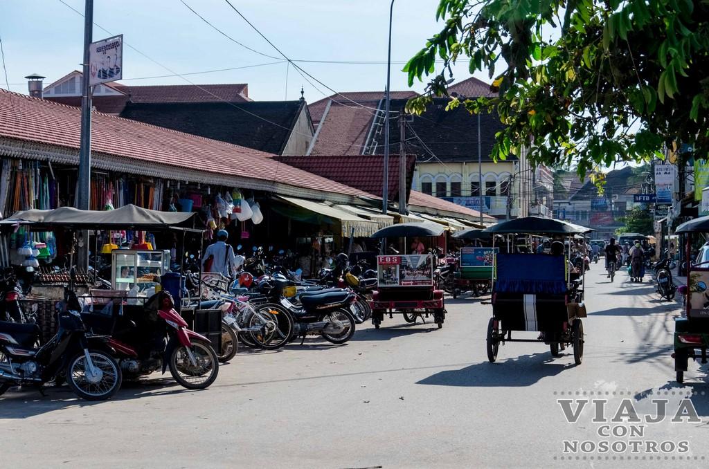 Psar Chaa – Old Market de Siem Reap