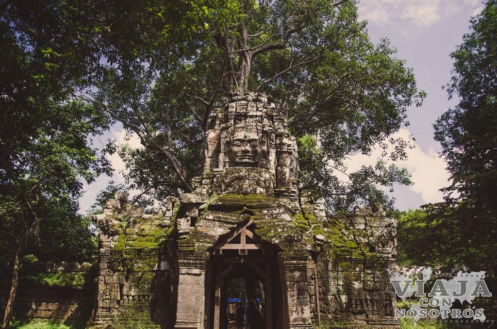 Templo Ta Som de Angkor