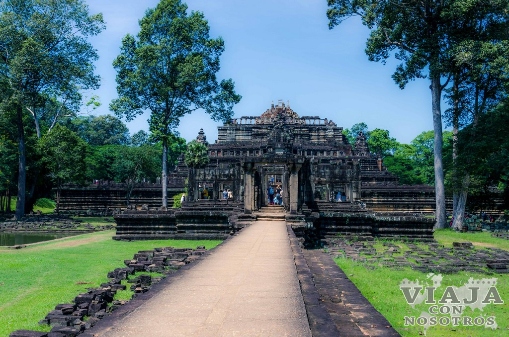 Como moverse en Siem Reap