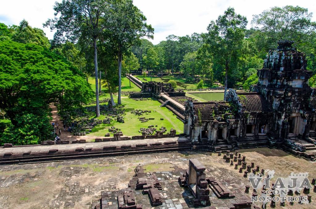 Ciudad Angkor Thom