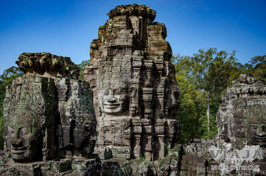 Cuantos días ver Angkor