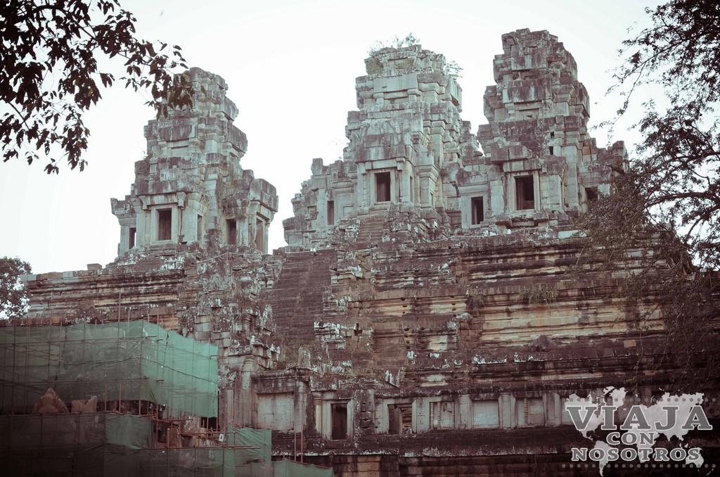 Como visitar los templos de Angkor