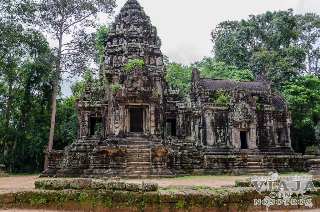 Templo Ta Keo de Angkor