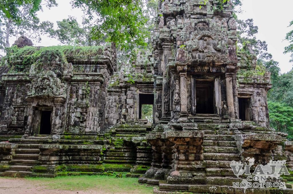 Templo Ta Prohm de Angkor