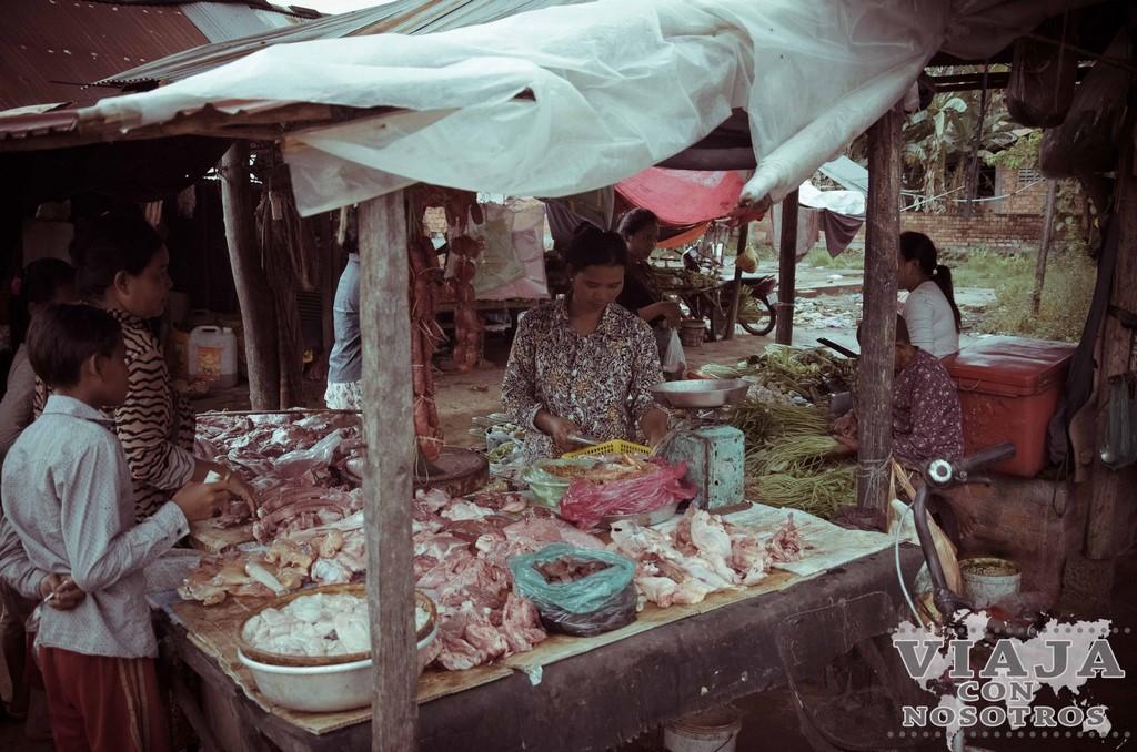 Siem Reap, más allá de Angkor