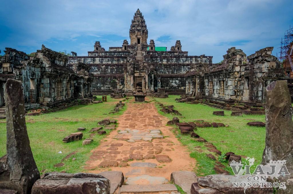 Grupo de Tempos de Roulos de Angkor