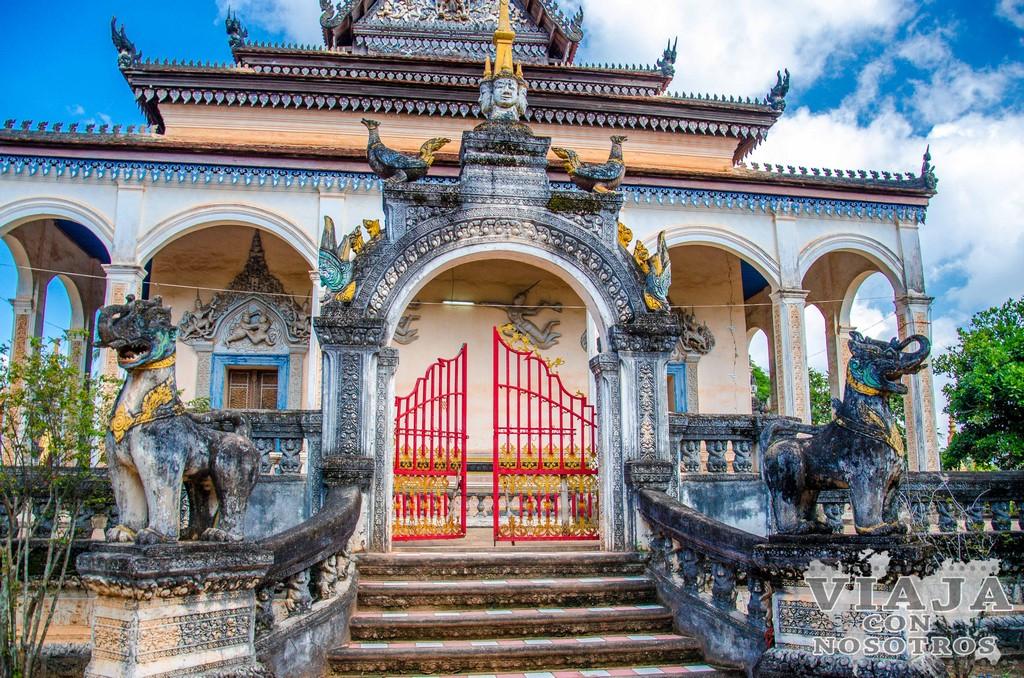 Templo Wat Bo Temple de Siem Reap