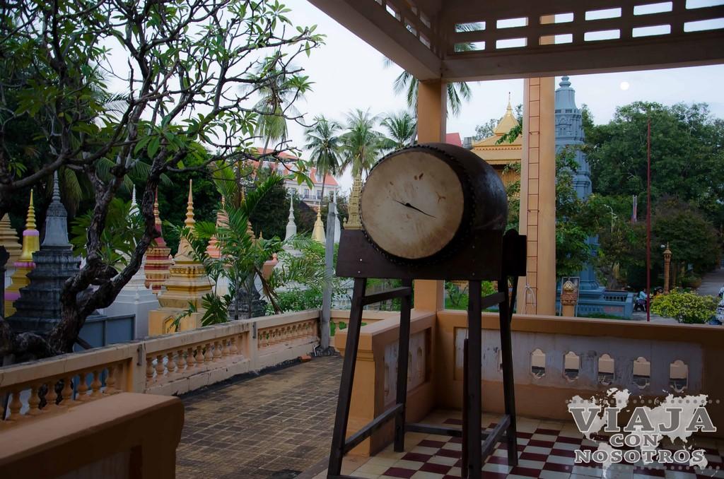 Lugares menos turísticos de Camboya
