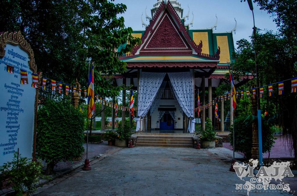 Monasterios de Siem Reap