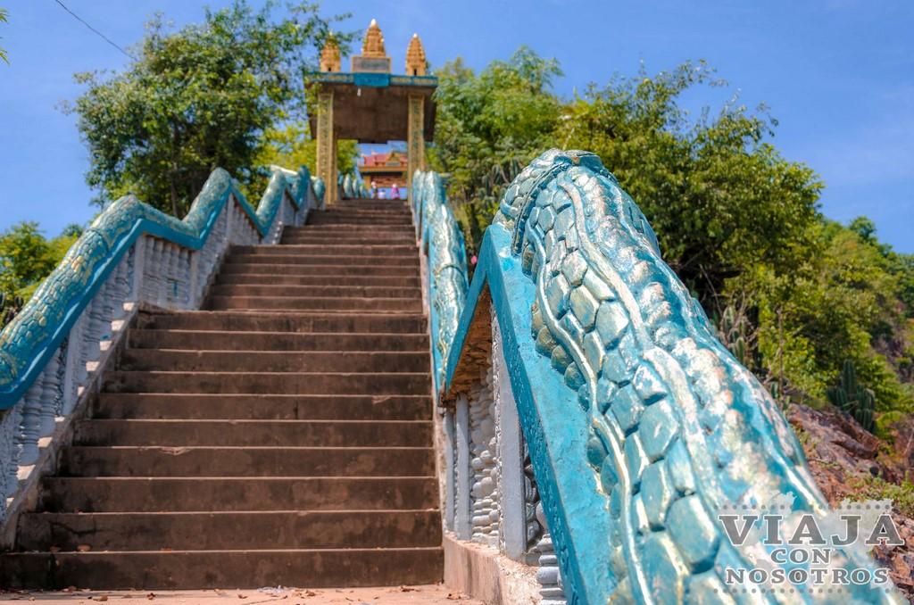 Templo Wat Phnom Krom de Angkor