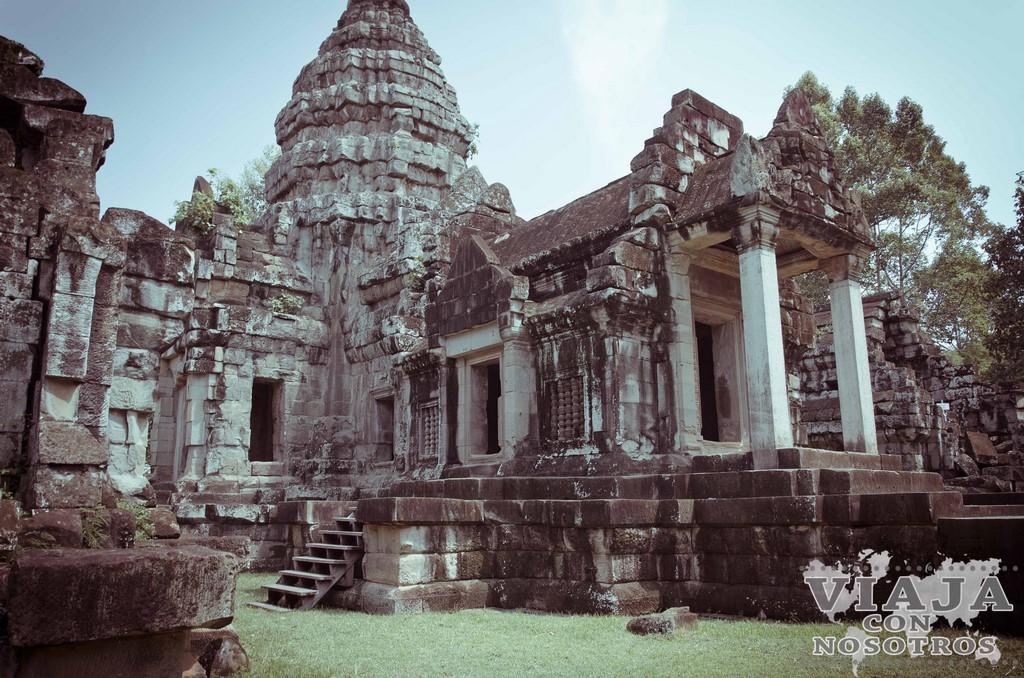 Angkor, qué ver y visitar. Los 10 templos más importantes
