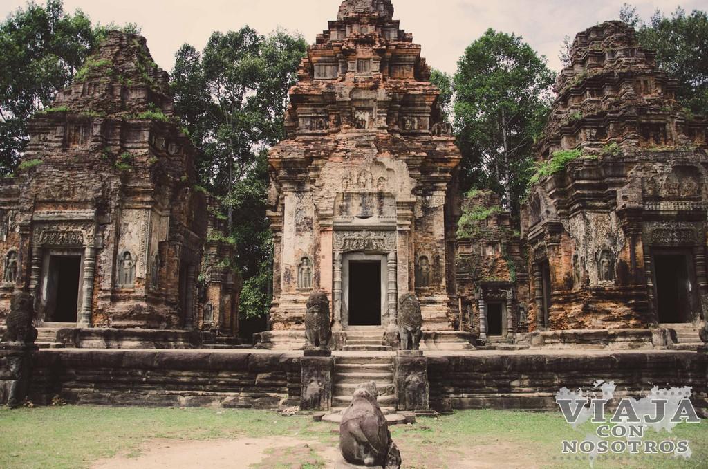 Templo Wat Preah Ko de Angkor