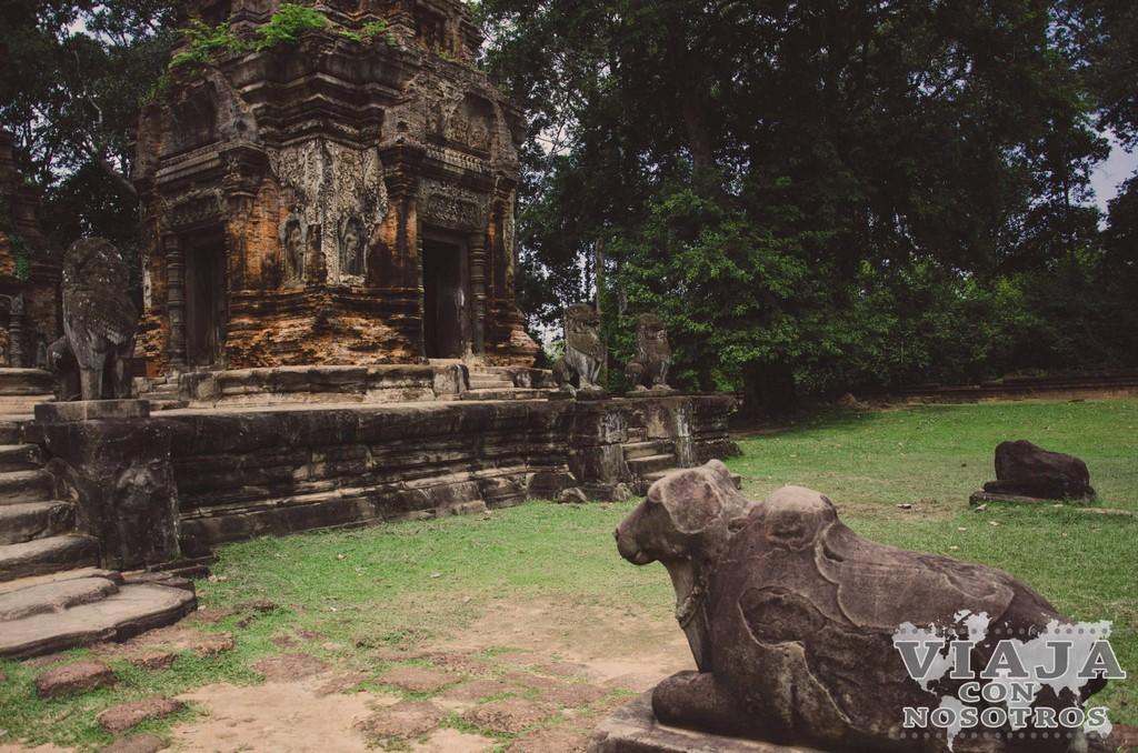 Todo lo que debes saber para visitar los templos de Angkor