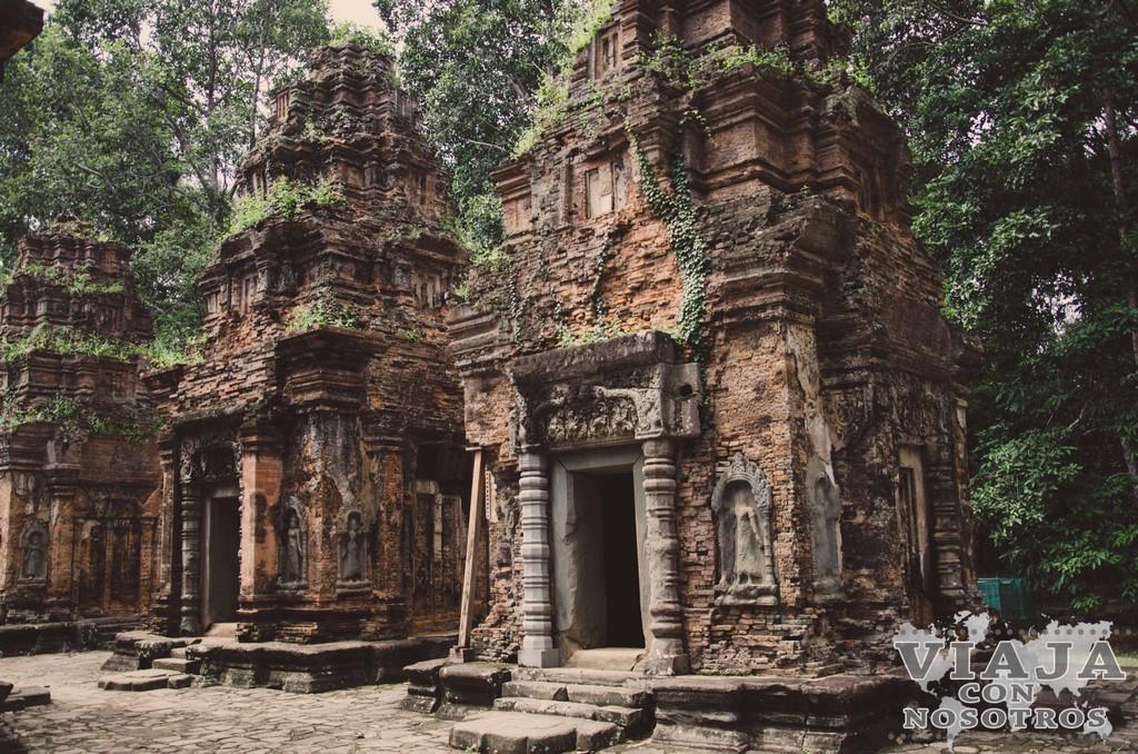 Recomendaciones para visitar los templos de Angkor