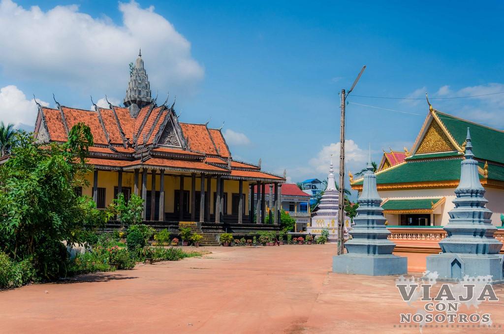 Estación de autobús de Siem Reap