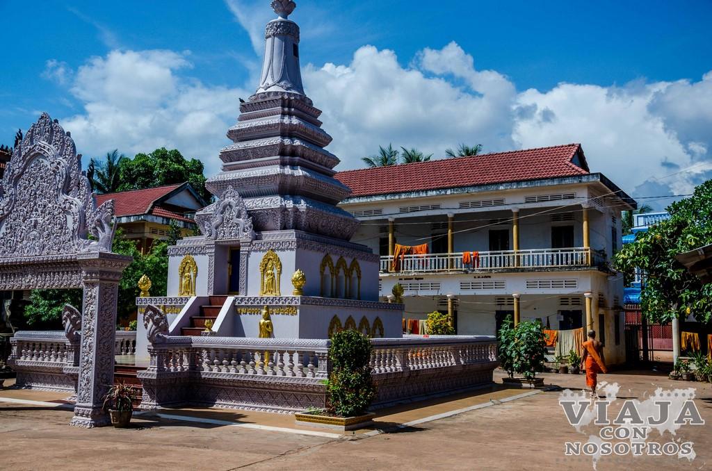 Templo Wat Svai de Angkor