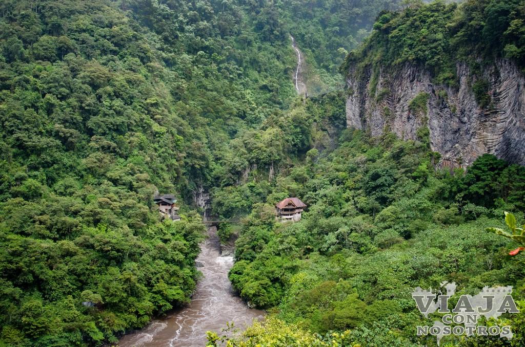 Mejores imágenes de la Cascada Pailon del Diablo