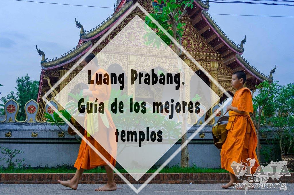 que ver y que hacer en Luang Prabang