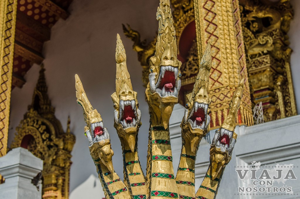 Los templos más bonitos de Luang Prabang