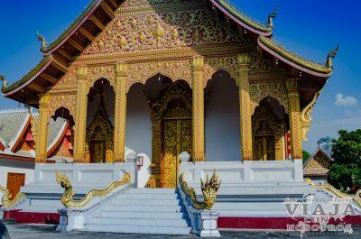Wat Nong Sikhounmuang Luang Prabang