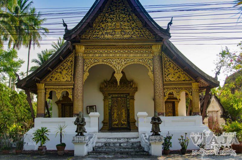 Templo Wat Choumkhong Luang Prabang