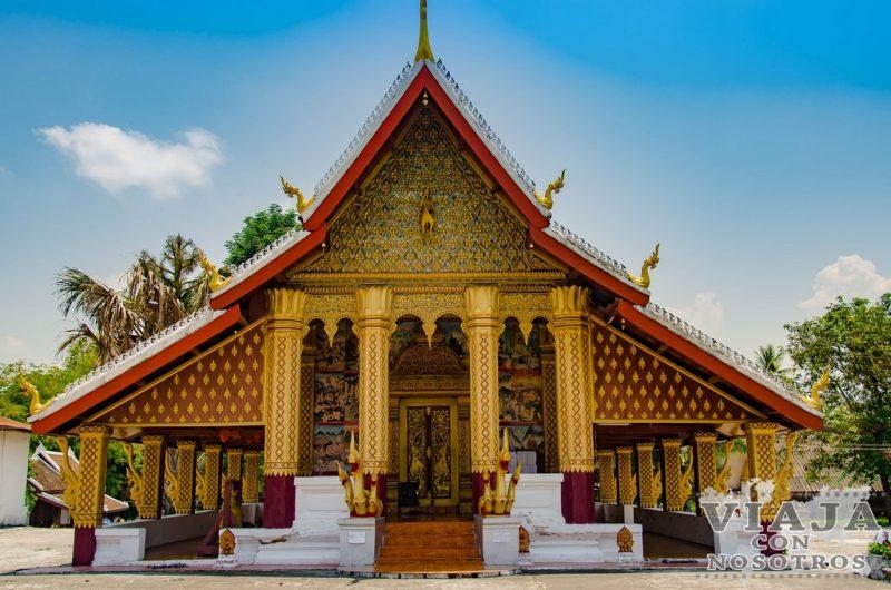 Wat Hosian Voravihane Luang Prabang