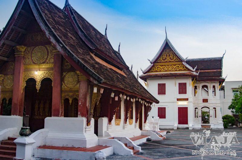 Wat Khili o Souvannakhiri Luang Prabang